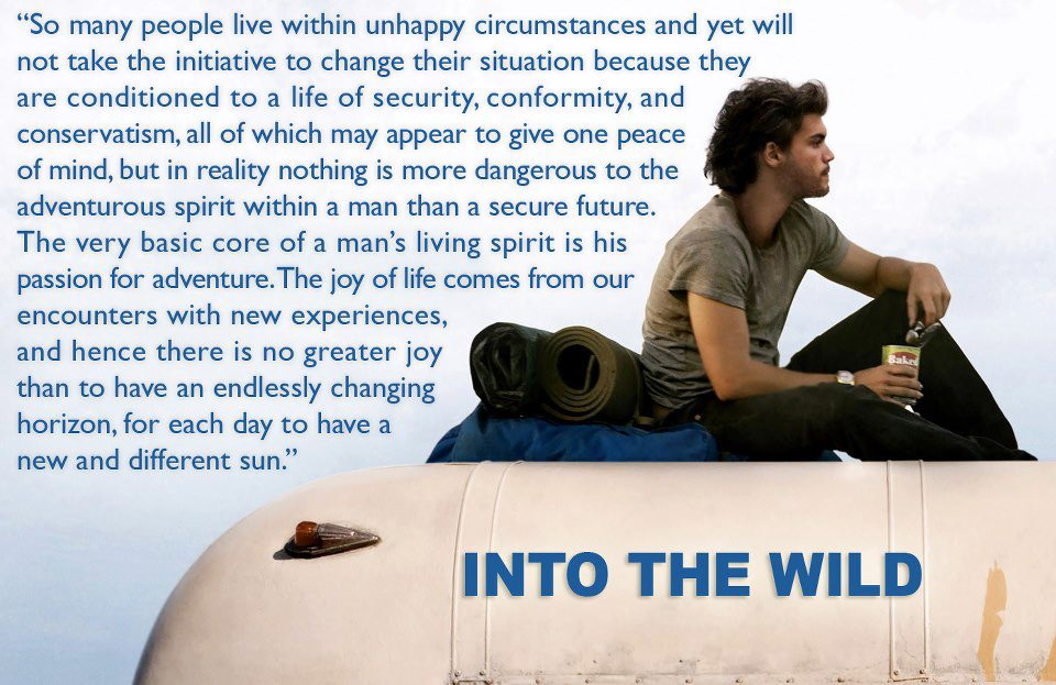 Into the wild essay quotes college paper academic service